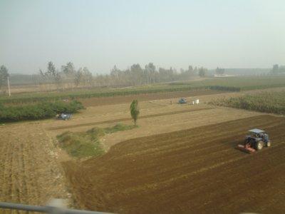 D-Train nach Xian