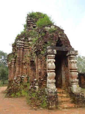 My Son Ruinen bei Hoi An