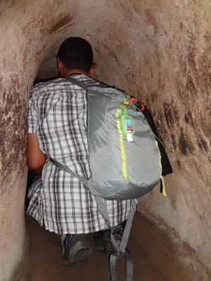 Cu Chi Tunnels bei Saigon