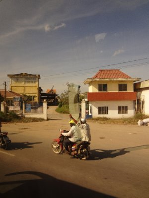 Moped in Saigon