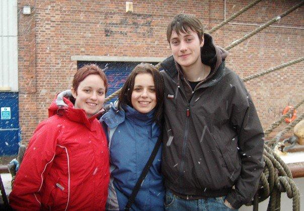 Natz, Matt & Me