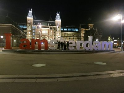 Goodbye Amsterdam!