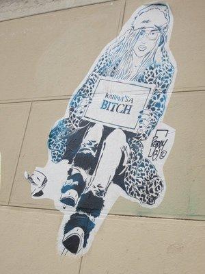 Street art - Montmartre