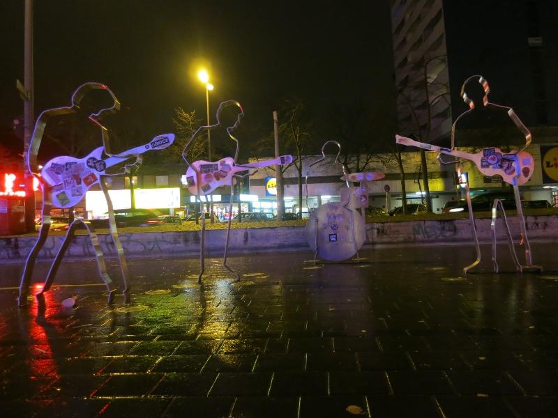St Pauli, Beatlesplatz