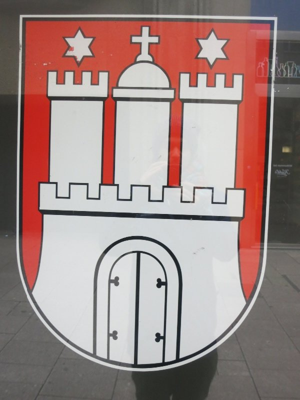 Symbol of Hamburg