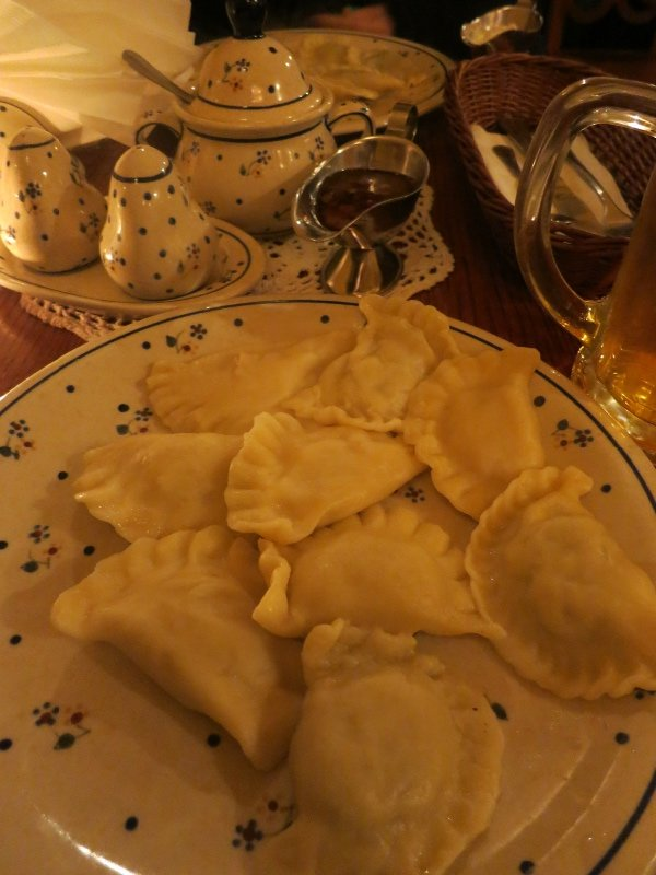 Polish dumplings