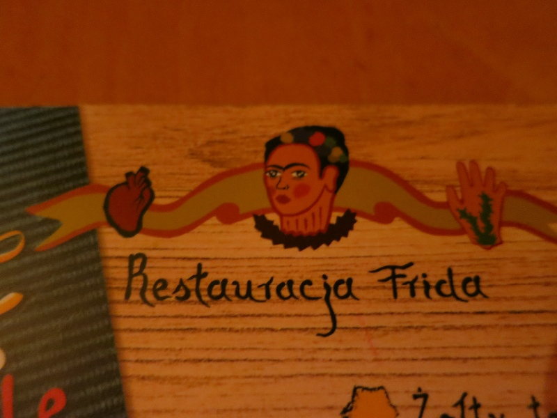 Frida Kahlo restaurant