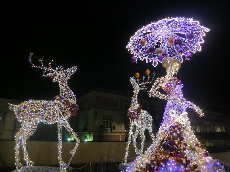 Christmas decorations Krakowskie Przedmiescie