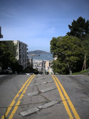 Taylor and Vallejo Streets, San Francisco