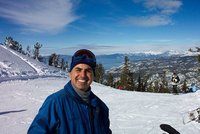 Skiing Heavenly Mountain - Lake Tahoe, California