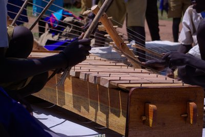 Jammin' on a Xylophone in Uganda #2