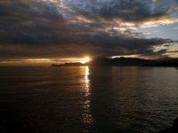 Amanecer en Timor Leste