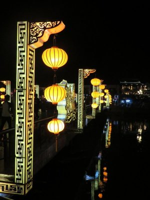 hoi an is known for its lanterns