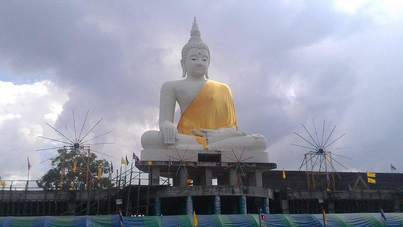 Big Budha!