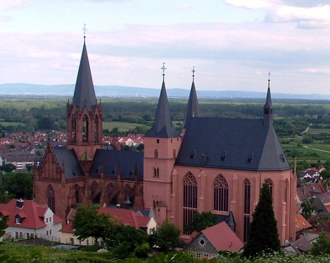 Oppenheim, Germany