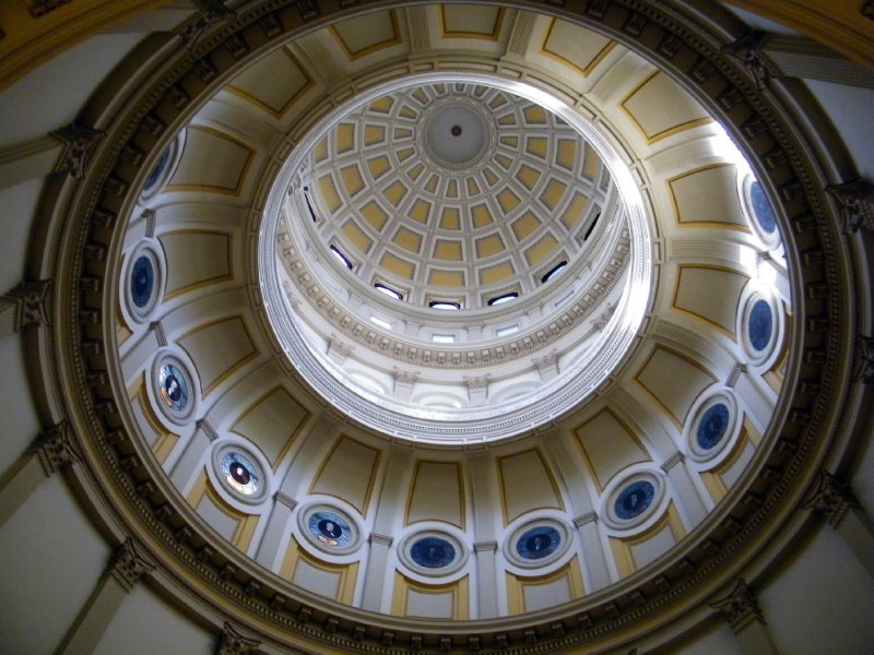 Colorado State Capitol Rotunda