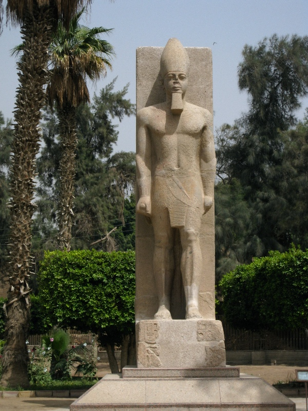 Statue of Pharaohs