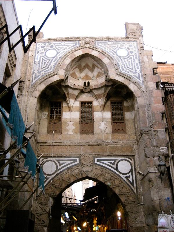 Souk in Cairo - Khan Al Khalili