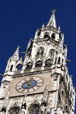 Neues Rathaus Munchen (New Town Hall Munich)