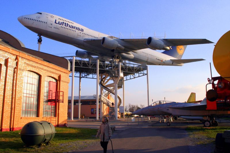 Speyer technical Museum
