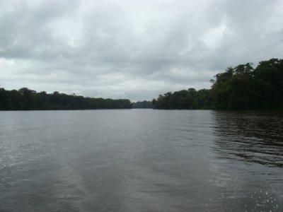 Lake of Tortuguero