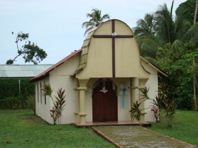 Main Church of Tortuguero