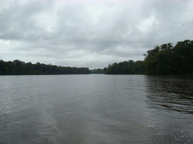 Lake of Tortuguero