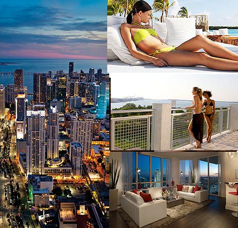 Vizcayne - Luxury Condominium in Miami