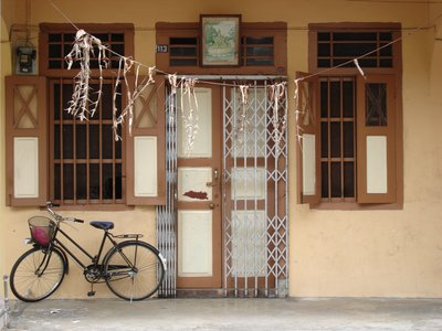 House Front, Melaka