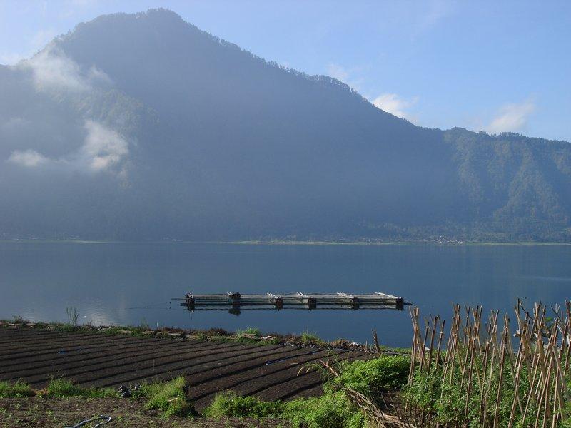 Kintamani Lake, Bali