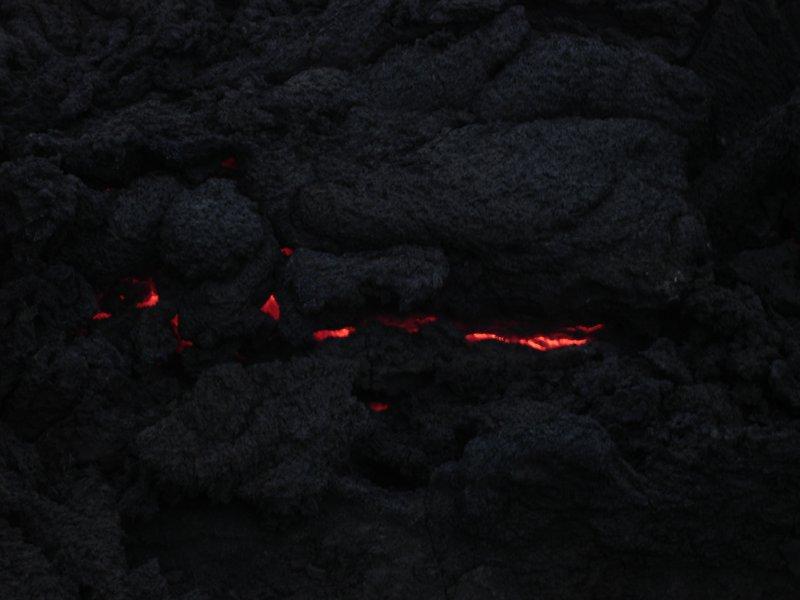 Lava, Volcan Agua
