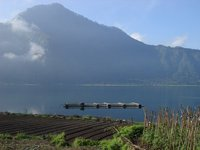 Kintamani Lake, Bali
