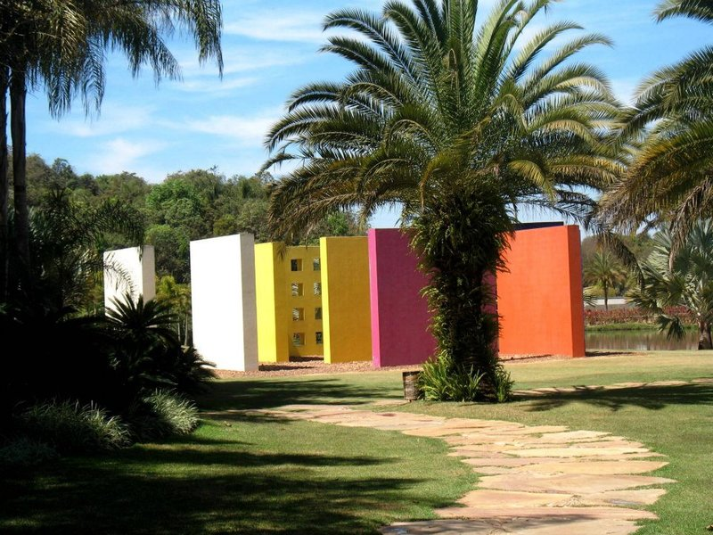 Outdoor Art at Inhotim