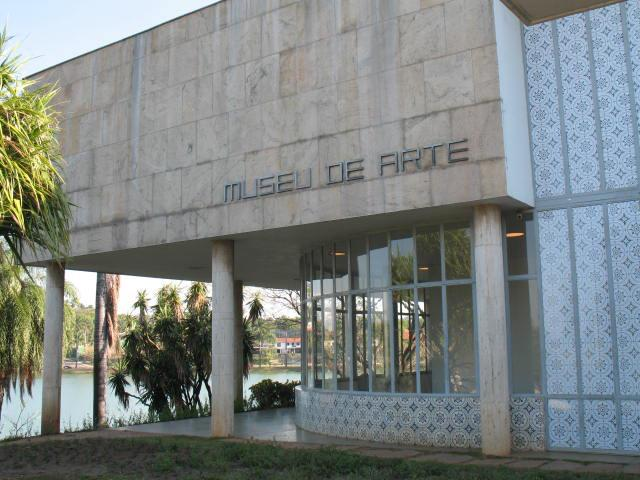 Pampulha  Museum of Art