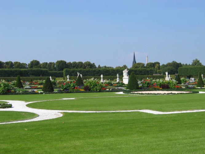 Herrenhauser Gardens - Hannover