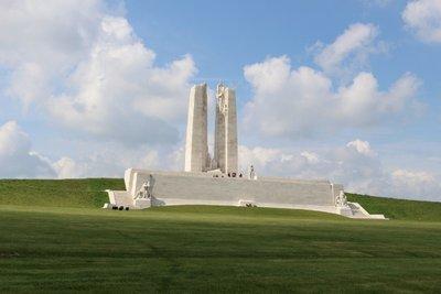 @ Vimy Canadian War Memorial