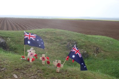 Pozieres - Windmill Site