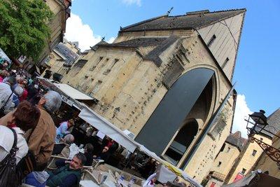 Sarlat Markets