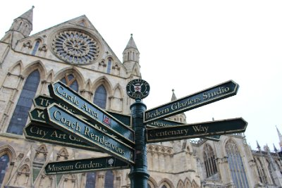 York which way