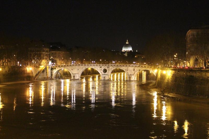 Roma at Night