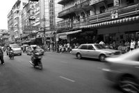 China Town Traffic