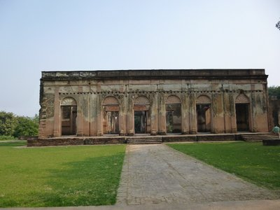 The Residency was as dull and ugly as the rest of Lucknow.