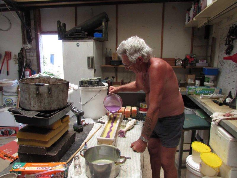 Soap Making 3