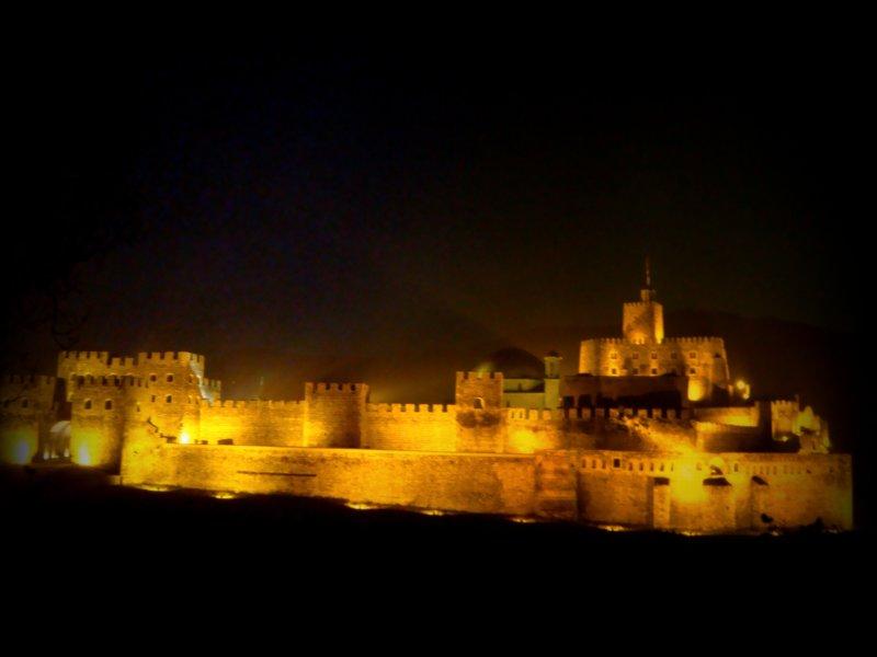 Akhaltsikhe = New Castle