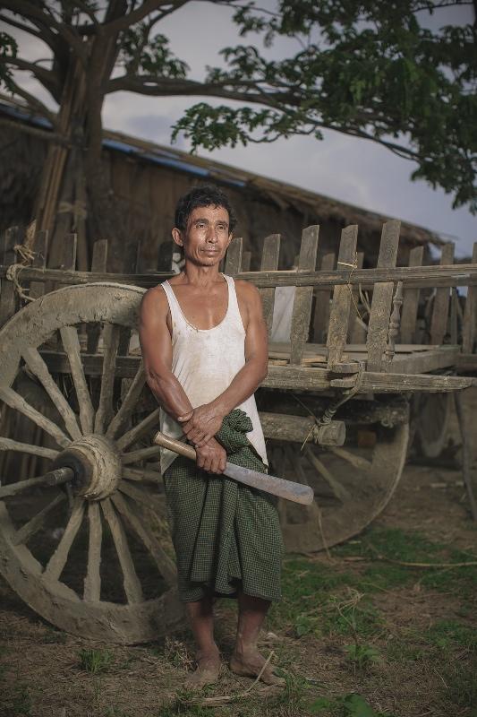 Myanmar Farmer