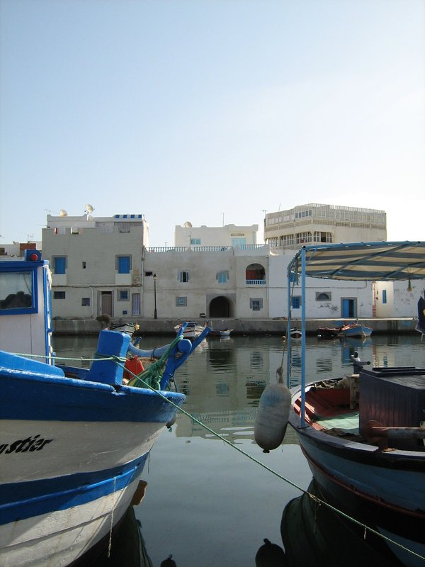 Bizerte Old Port