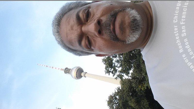 Speer Tower in Berlin
