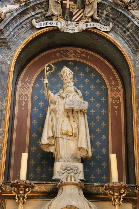 St-Nicolas (Santa Claus)