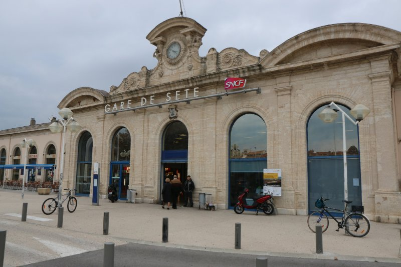 Gare de Sete