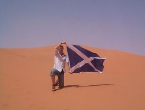 Scot of the Sahara